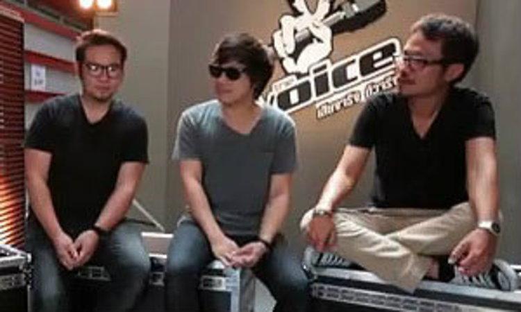 คุยกับผู้สร้างเสียงดนตรีบนเวที The Voice Thailand Season 2