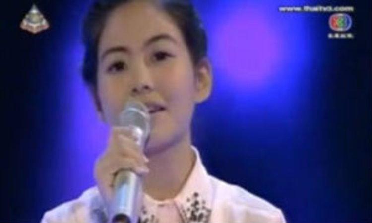 ชาวเน็ตบ่นอุบ เสียดาย น้องแป้งร่ำ แม่เรียมน้อย The Voice Thailand Season 2