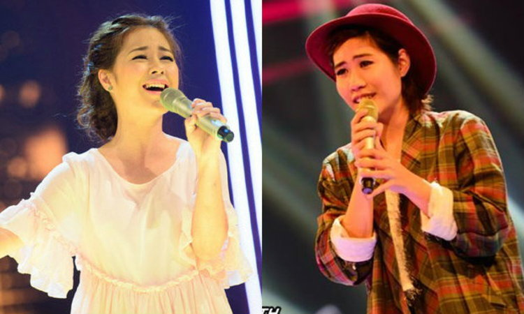 แค่เรื่องบังเอิญ! สองสาว Apple Girls Band ร่วมจอย The Voice Thailand Season 2