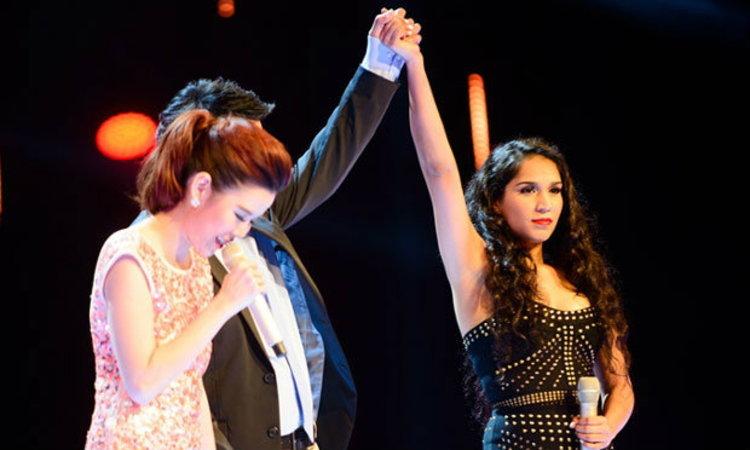 ร็อค-รัก ระเบิดรอบ Battle ข่มกันสนุกประเดิมรอบใหม่ The Voice Thailand Season 2