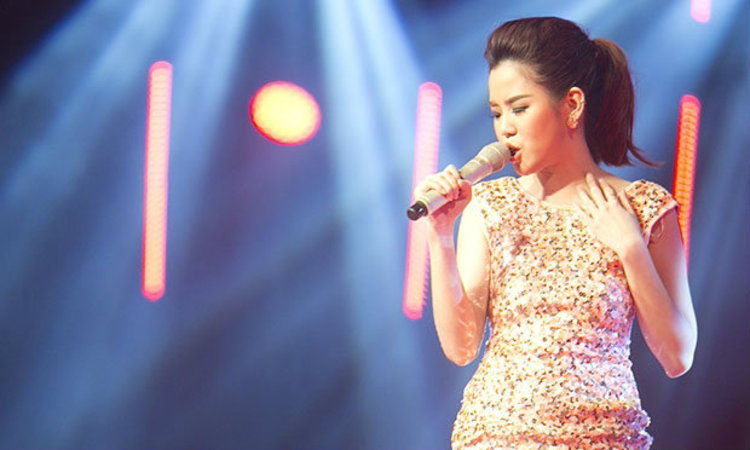 แนน The Voice Thailand Season 2 น่ารักและน่าหมั่นไส้!