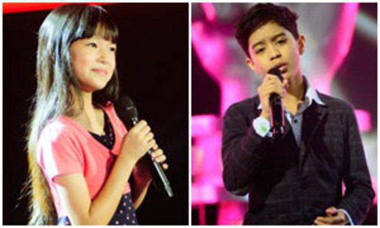 พรสวรรค์ใสๆ 2 คนเก่งจาก The Voice Kids คามัส-อริส