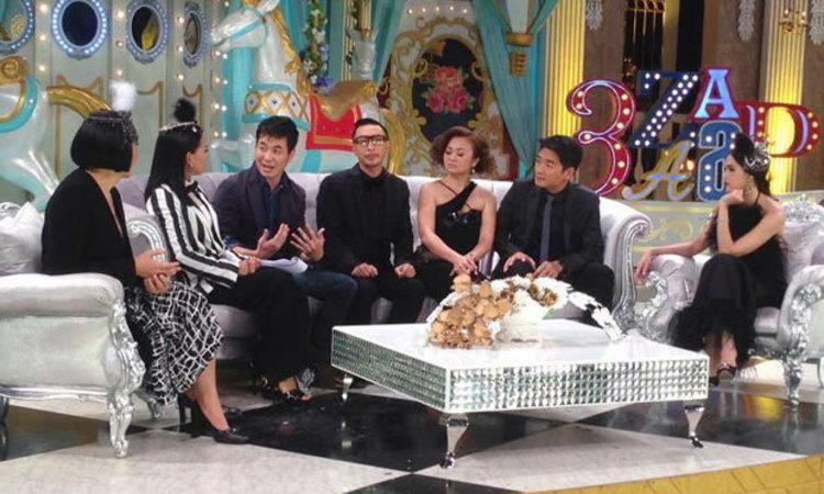 จับ 4 โค้ช The Voice Thailand มาเปิดใจใน 3 แซ่บ