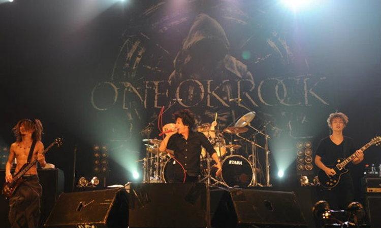 ONE OK ROCK ระเบิดความมันส์ เปิดซิงคอนเสิร์ตครั้งแรกในไทย