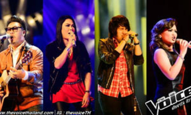 The Voice Thailand Season 2 งดออกอากาศรอบ Live