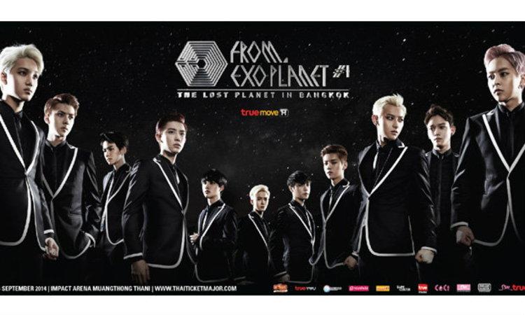 EXO (เอ็กซ์โซ) ทุบสถิติ! บัตรคอนฯ หมดเกลี้ยงในพริบตา!!