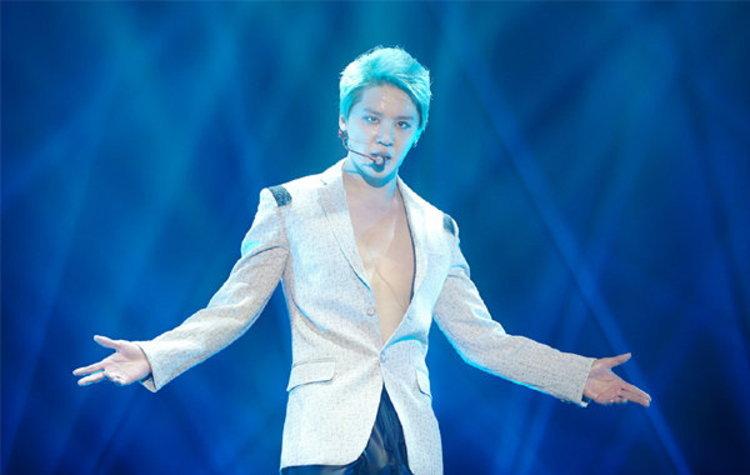 คือเลอค่า! XIA 3rd  Asia Tour Concert 'Flower' in Bangkok