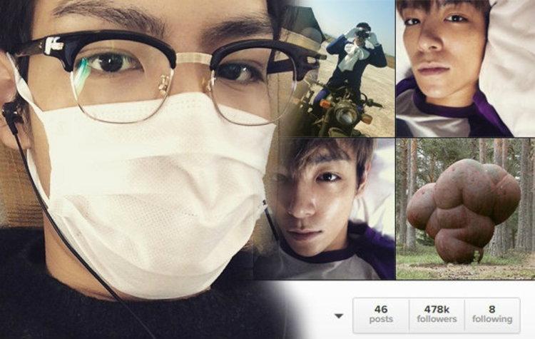 เห่อหนักมาก! ท็อป BIGBANG  เปิดไอจีเซอร์ไพรส์แฟนคลับ