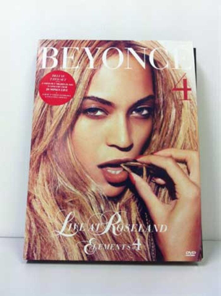 ประกาศรายชื่อผู้ที่ได้รับของที่ระลึกจาก Beyonce'
