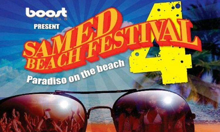 Samed Beach festival # 4