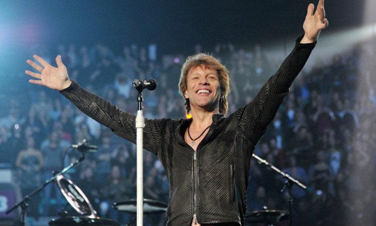 ขาร็อกมามุงโดยไว Bon Jovi อัลบั้มใหม่ใกล้มาแล้ว!