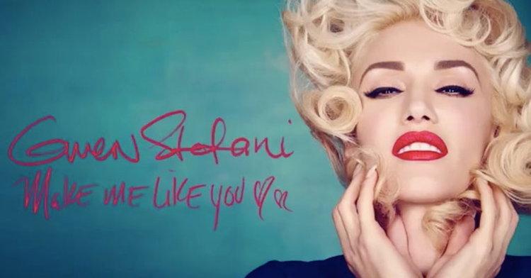 "Gwen Stefani หม้ายสาวพราวเสน่ห์ สดใสอินเลิฟ ปล่อย MV ใหม่ ""Make Me Like You"""