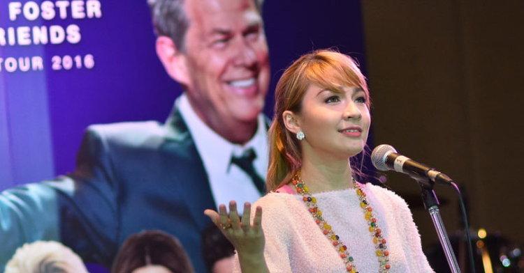 """สาวเสียงทองคำแห่งเอเชีย """"เจอร์ฟิล ฟลอเรส"""" เยือนไทย!!"""