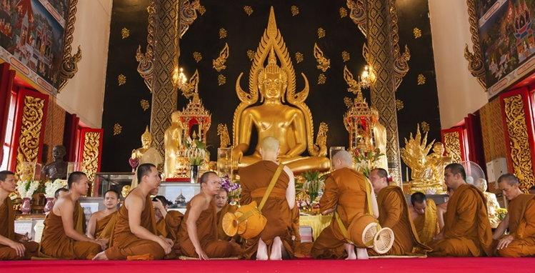 รวมบทสวดมนต์ วันวิสาขบูชา สำหรับพุทธศาสนิกชนชาวไทย