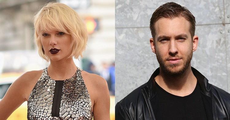 ไปไม่รอด! Taylor Swift เลิกกับ Calvin Harris เรียบร้อย!