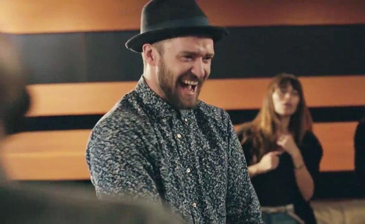 "Justin Timberlake กลับมาปังอีกครั้งกับเพลงใหม่ ""Can't Stop The Feeling"""