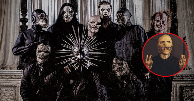 เจ็บเลย! นักร้องนำ Slipknot ตกเวทีอย่างแรง หลังผ่าตัดกระดูกไม่นาน