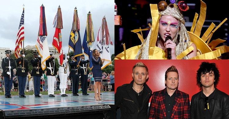 """""""วันชาติอเมริกา"""" กับผลกระทบอันคาดไม่ถึงที่มีต่อวงการเพลงโลก!"""