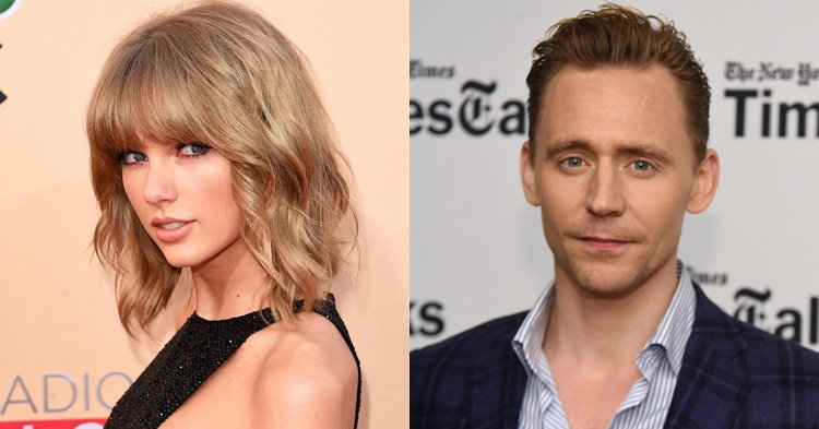Taylor Swift สวีทกิ๊กใหม่ Tom Hiddleston หลังเลิก Calvin Harris 2 สัปดาห์