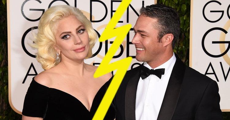 Lady Gaga เลิกกับแฟนหนุ่ม Taylor Kinney หลังคบนานกว่า 5 ปี