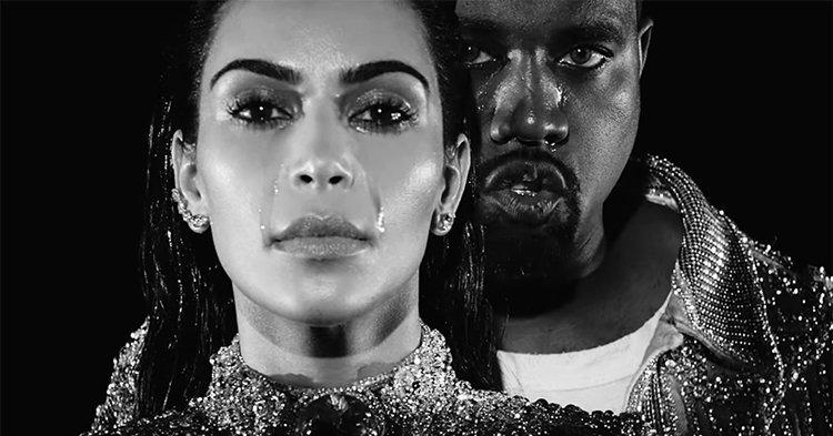 Kanye West ปล่อยเอ็มวีกับ Balmain มี Kim Kardashian ร่วมแจม