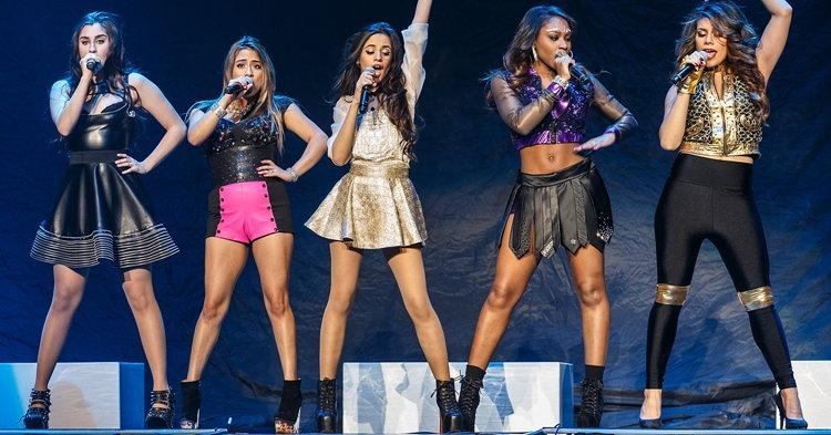 Fifth Harmony เมดเล่ย์เพลงของ Destiny's Child อย่างสตรอง!