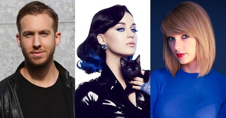 "Calvin Harris เดือด! สวนกลับ Taylor Swift ""อย่าทำลายฉันเหมือน Katy Perry"""