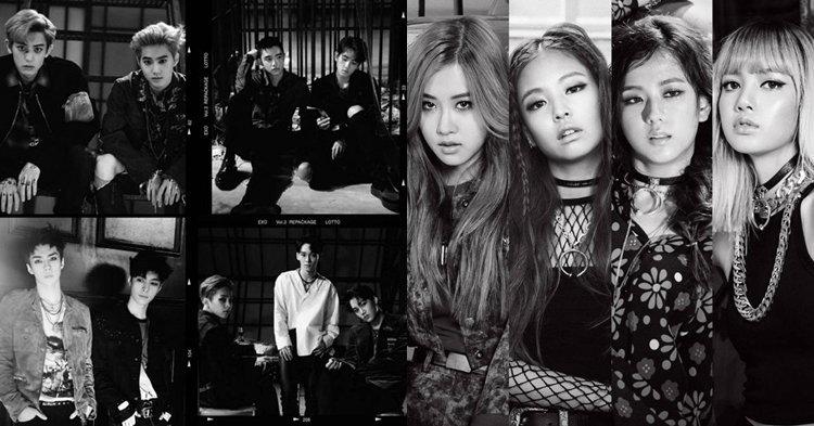 งานเข้า! KBS แบนเพลงใหม่ EXO และ Black Pink ไม่ให้ออกอากาศทางทีวี