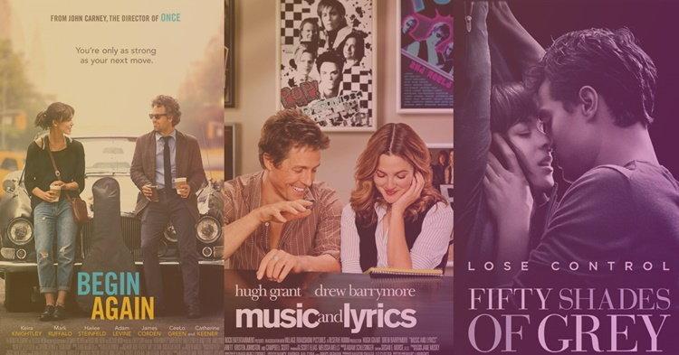 รวมบทเพลงน่าฟังจากหนังรักขวัญใจวัยรุ่น ที่คุณต้องชอบ!