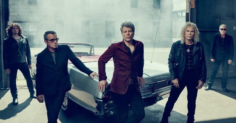 "Bon Jovi กลับมาร็อคอีกครั้งกับอัลบั้มใหม่ ""This House Is Not For Sale"""
