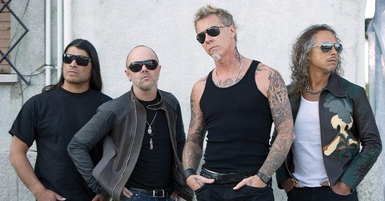 """Metallica ปล่อยผลงานใหม่ในรอบ 8 ปี """"Hardwired"""""""