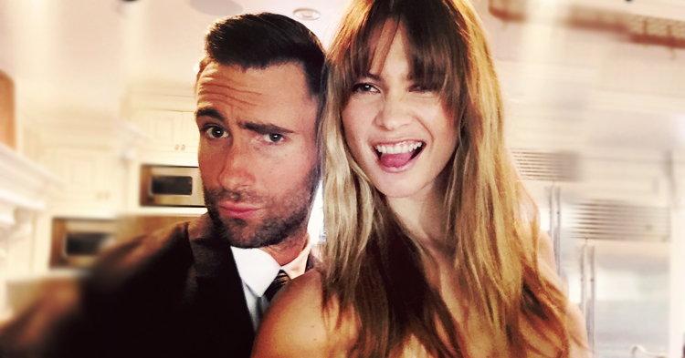 คลอดแล้ว! ลูกสาว Adam Levine วง Maroon 5 กับภรรยา Behati Prinsloo