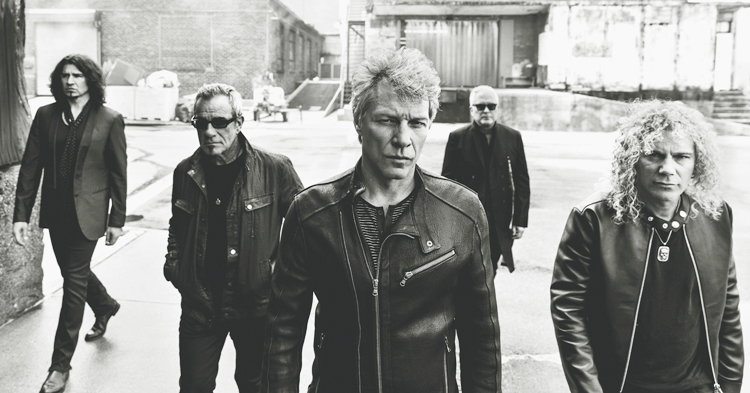 "Bon Jovi ปล่อยแล้ว อัลบั้มใหม่ ""This House Is Not For Sale"""
