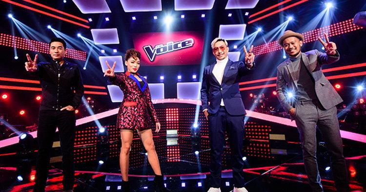 """4 โค้ชปิดจ็อบ Blind Audition สนั่นเวที! คลื่นลูกใหม่บุก """"The Voice 5"""""""