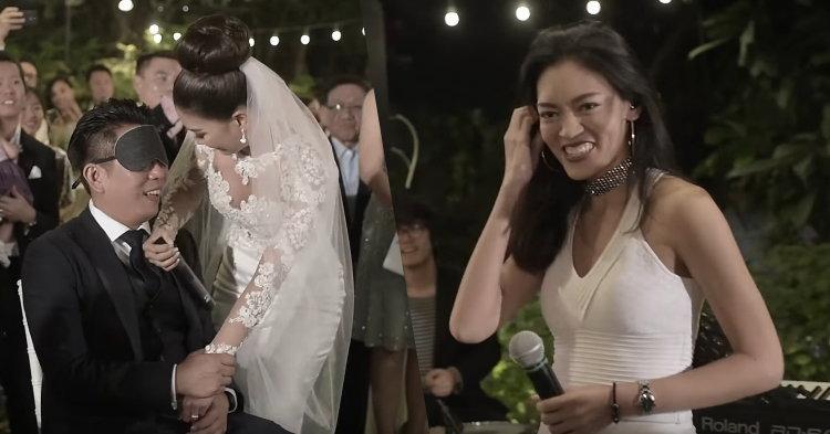 ฟินหนักมาก! วง Klear โผล่เซอร์ไพรส์เจ้าบ่าว ในงานแต่งงาน