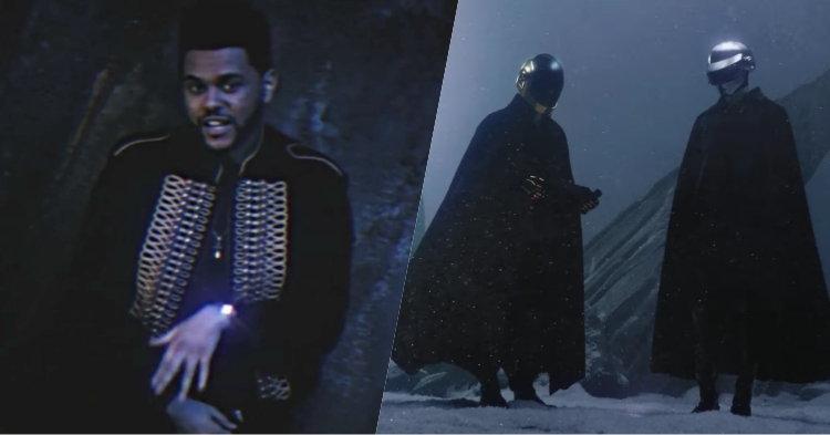 "The Weeknd ปล่อยเอ็มวีสไตล์ Michael Jackson ใน ""I Feel It Coming"""