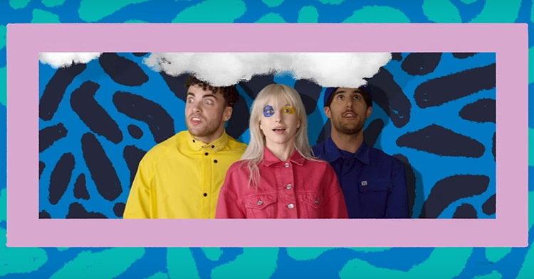 """Paramore ปล่อยเพลงใหม่ """"Hard Times"""" พร้อมการกลับมาของสมาชิกเดิม"""