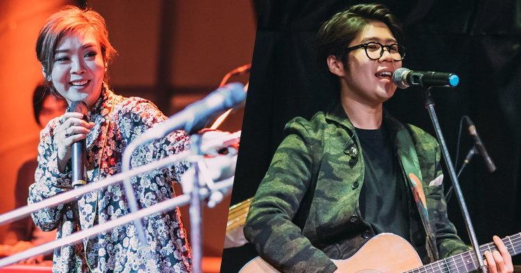 """อะตอม จับมือ ลุลา สร้างความสุขเต็มอิ่มให้แฟนเพลงในงาน """"JOOX Summer Love Song"""""""