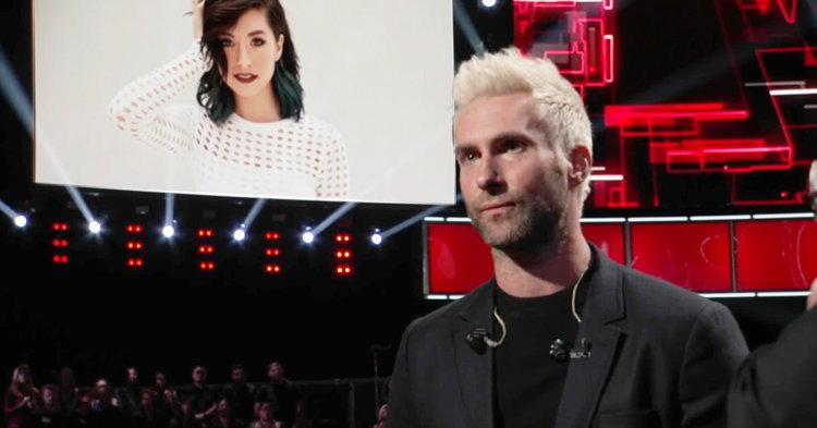 Adam Levine น้ำตาซึม ร้องเพลงอุทิศให้ Christina Grimmie ใน The Voice US