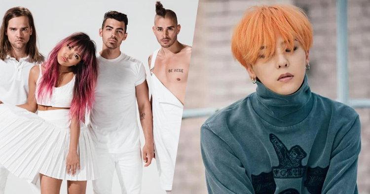 DNCE เผย อยากร่วมงานกับ G-Dragon BIGBANG!