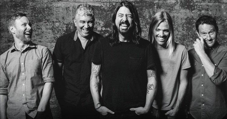 Foo Fighters Live in Bangkok 2017 มาแน่ 24 ส.ค. นี้