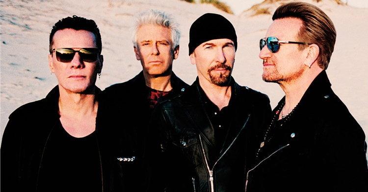 U2 แสดงสดอุทิศให้กับการจากไปของ Chris Cornell