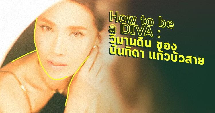 How to be a DIVA: วิมานดิน ของ นันทิดา แก้วบัวสาย