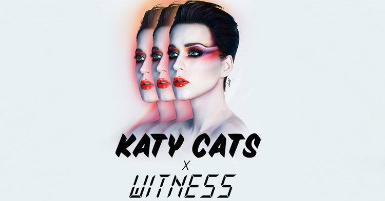 อย่าพลาด! KATYCATS x WITNESS งานรวมพลคนรัก Katy Perry