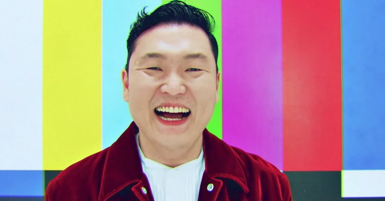 "PSY ส่งเอ็มวีเพลงแดนซ์ใหม่ ""LOVE"" พร้อมทีม ReQuest Dance Crew"