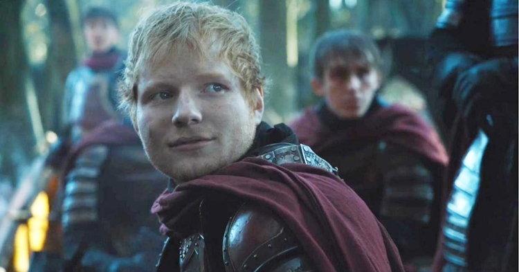 Ed Sheeran โผล่ร้องเพลงในซีรี่ส์ Game of Thrones ซีซั่น 7