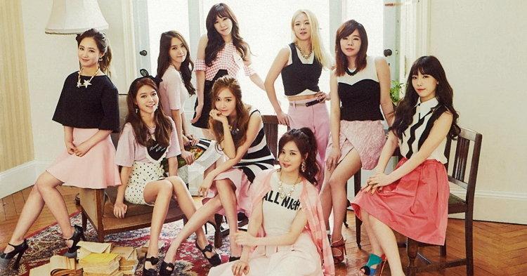 """9 ความสำเร็จสุดยิ่งใหญ่ ของ """"Girls' Generation"""" เกิร์ลกรุ๊ปแห่งเอเชีย"""