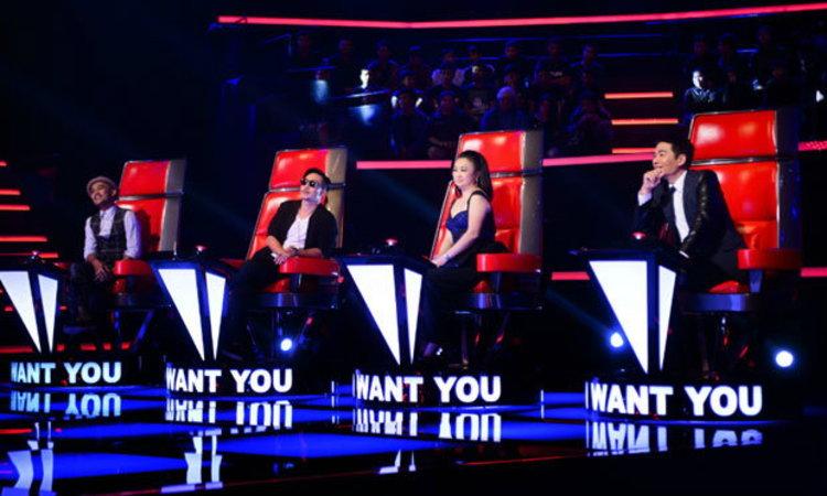 """""""โค้ชสิงโต"""" เปิดศึกชิงลูกทีม """"The Voice Thailand Season 4"""""""