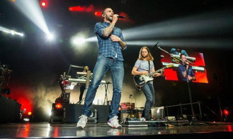 มาอีกแน่ๆ!! Maroon 5 ประกาศว่าจะมาเล่นคอนเสิร์ตที่ไทยในปี 2016 แน่นอน