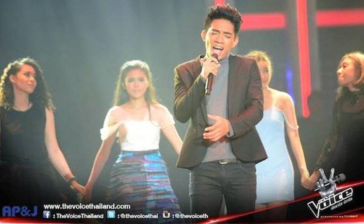 """เปิดประวัติแชมป์ The Voice คนที่ 4 ของประเทศไทย """"เบสท์ ทิฏฐินันท์"""""""